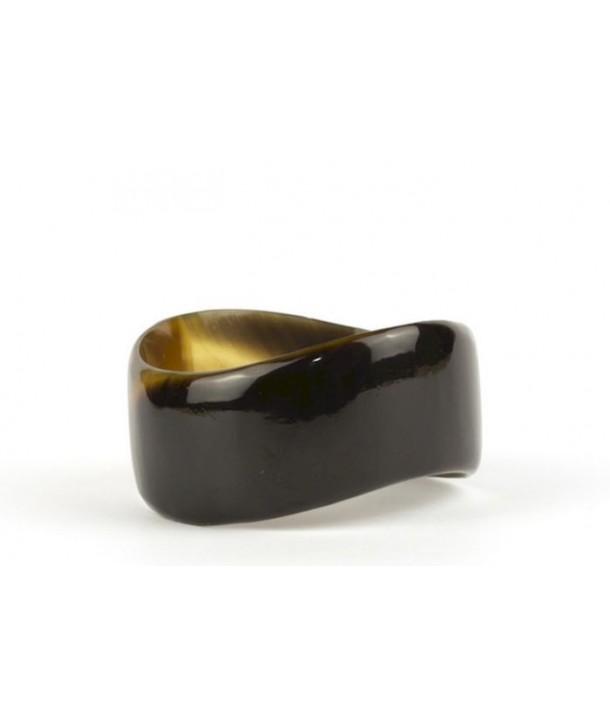 Bracelet elliptique en sabot