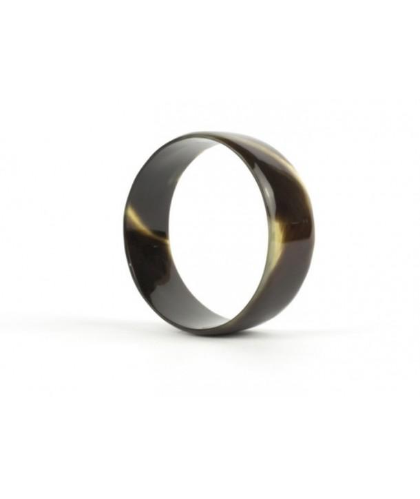 Flat bracelet in hoof