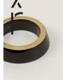 Bracelet trapézoïdal laiton laque
