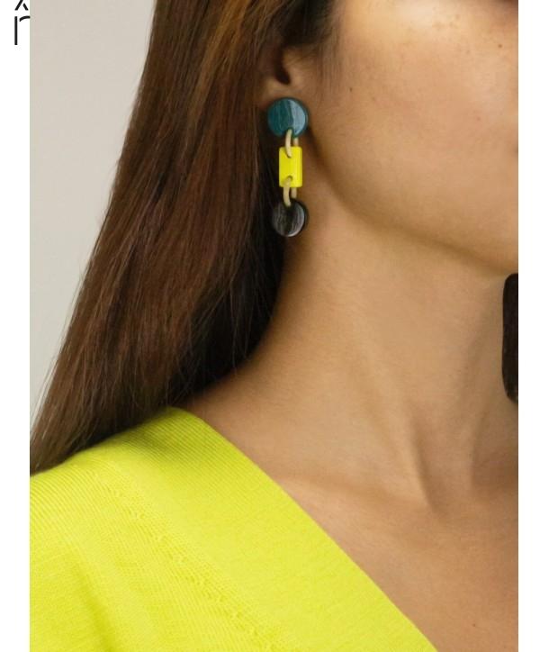 Cul-de-Sac earrings