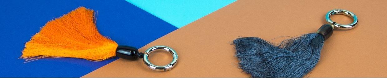 Portes-clés & Charms